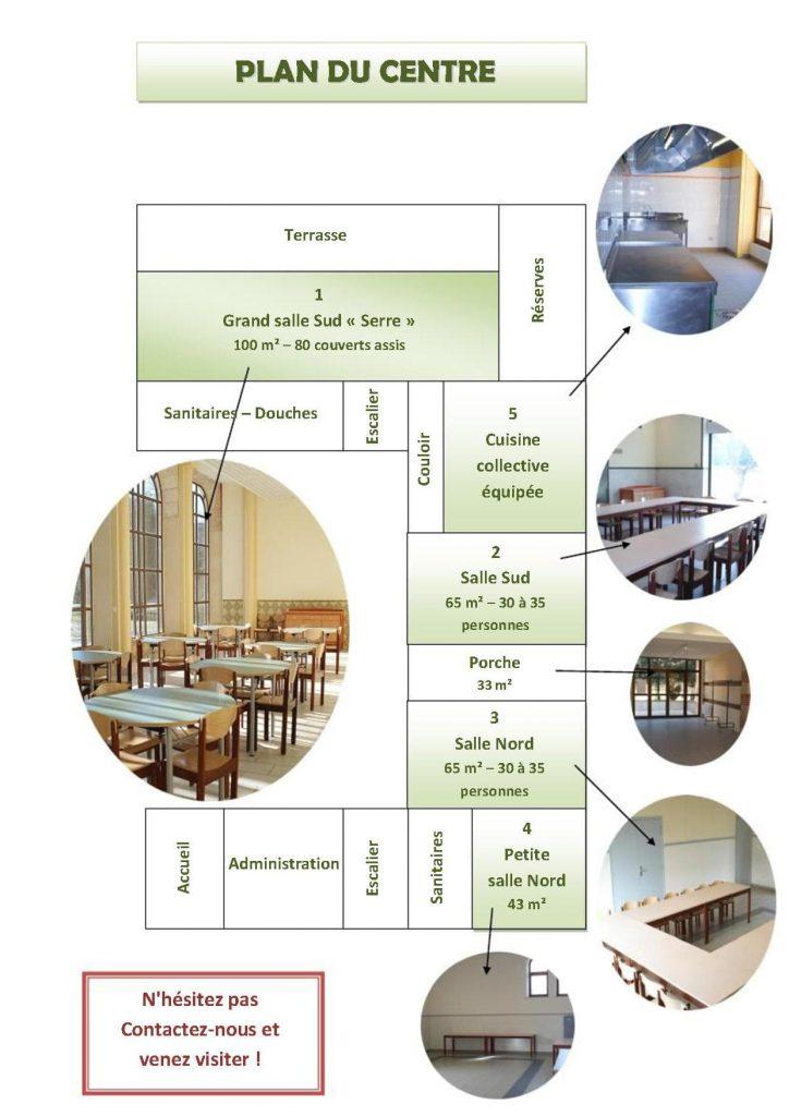 plan salles chadieu