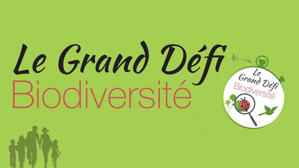 Grand défi biodiversité