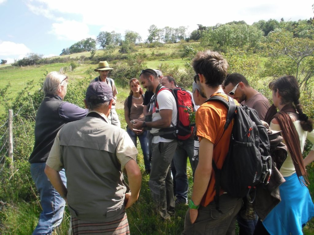Guide Nature Volontaire Cpie Clermont Dômes